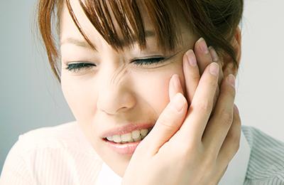 顎のずれ、顎関節症が気になる
