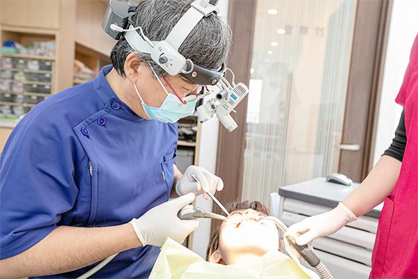 専門性の高い口腔外科治療
