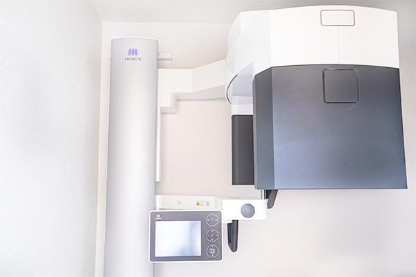 的確な診査・診断をサポートする歯科用CT